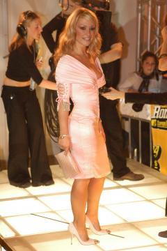 """Anastacia - 18-11-2004 - Anastacia celebra gli """"anta"""" in Heavy Rotation"""