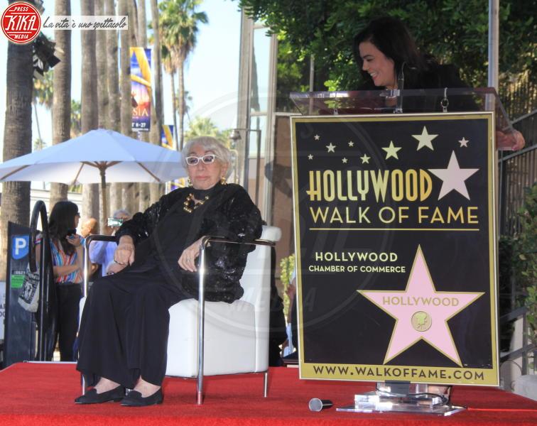 Rana Ghadban, Lina Wertmuller - Hollywood - 29-10-2019 - Lina Wertmüller, la sua stella ora brilla sulla Walk of Fame
