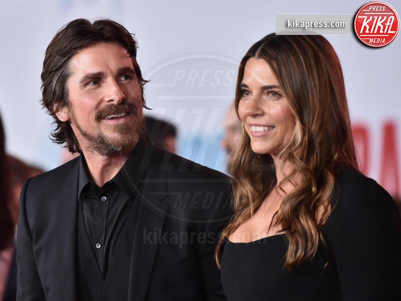 Sibi Blazic, Christian Bale - Hollywood - 05-11-2019 - Ford V Ferrari, lo sprint di Elisabetta Canalis