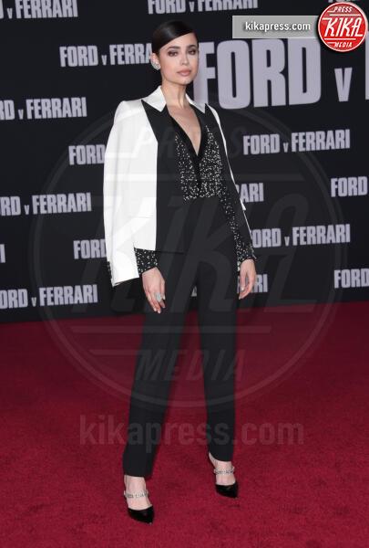 Sofia Carson - Hollywood - 05-11-2019 - Ford V Ferrari, lo sprint di Elisabetta Canalis
