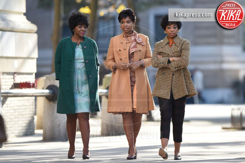 Jennifer Hudson - New York - 06-11-2019 - Jennifer Hudson si è trasformata in Aretha Franklin per Respect