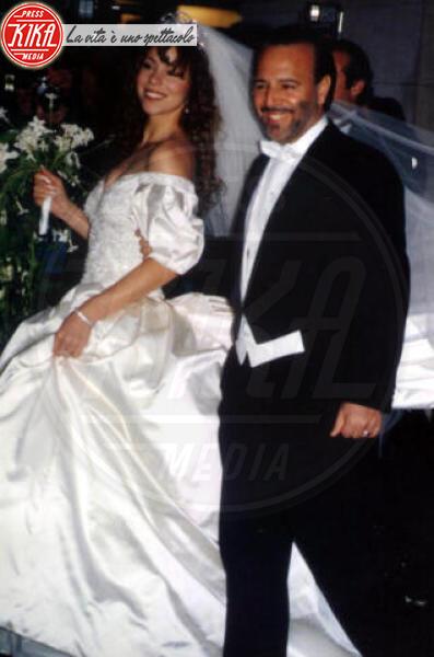 Tommy Mattola, Mariah Carey - 05-06-1993 - Mariah Carey, tutti i segreti e le curiosità su mamma Natale