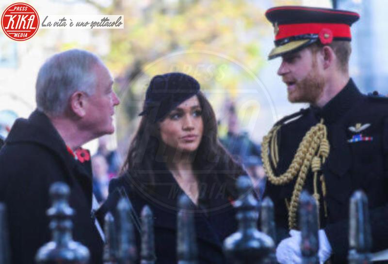 Meghan Markle, Principe Harry - Londra - 07-11-2019 - Thomas Markle: