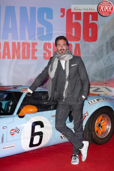 Samuel Peron - Roma - 08-11-2019 - Le Mans '66 - La grande sfida, Remo Girone è Enzo Ferrari