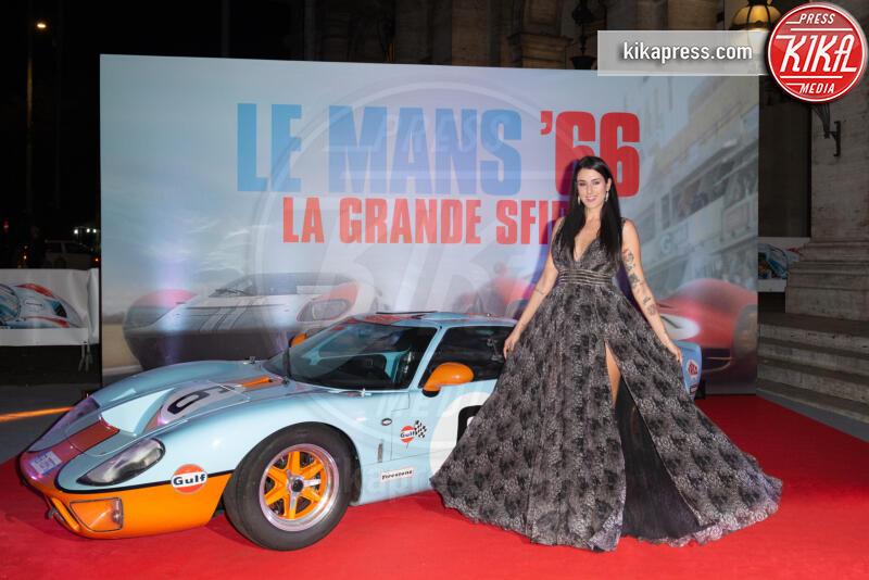 Valentina Vignali - Roma - 08-11-2019 - Le Mans '66 - La grande sfida, Remo Girone è Enzo Ferrari