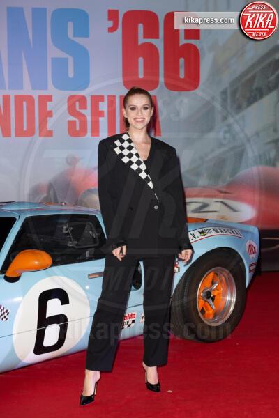 Ludovica Bizzaglia - Roma - 08-11-2019 - Le Mans '66 - La grande sfida, Remo Girone è Enzo Ferrari