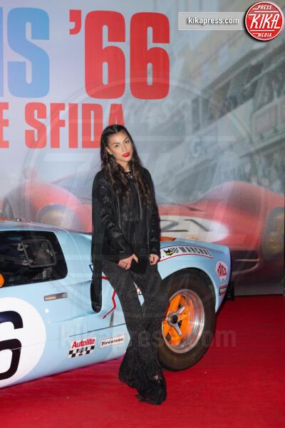 Irene Capuano (Philipp Plein) - Roma - 08-11-2019 - Le Mans '66 - La grande sfida, Remo Girone è Enzo Ferrari
