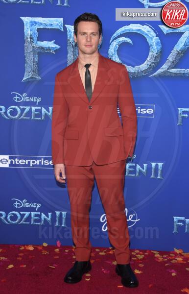 Jonathan Groff - Hollywood - 08-11-2019 - Frozen 2, l'adorabile abbinamento delle sorelle Gomez