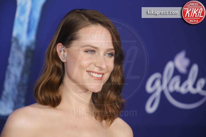 Evan Rachel Wood - Hollywood - 08-11-2019 - Frozen 2, l'adorabile abbinamento delle sorelle Gomez