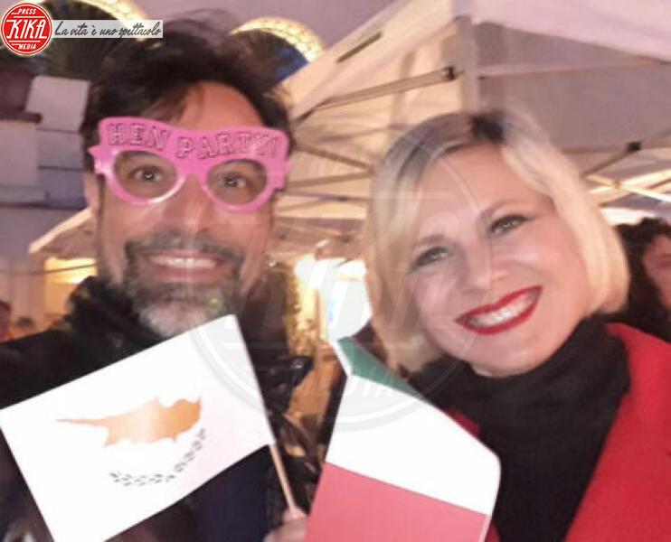 Pietro Delle Piane, Antonella Elia - 08-11-2019 - Antonella Elia presto sposa: ecco chi è il fortunato!