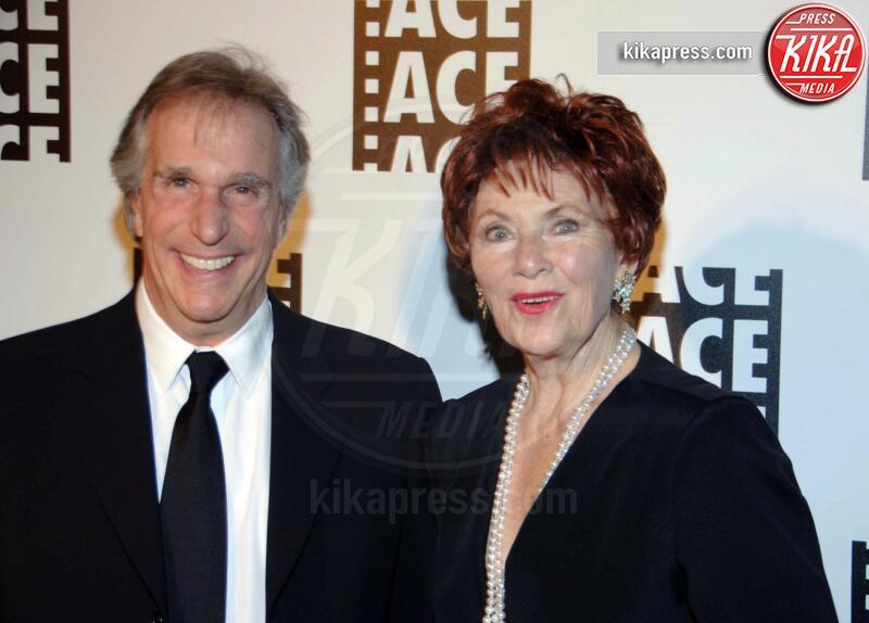 Marion Ross, Henry Winkler - Los Angeles - 18-02-2006 - Happy Days compie 45 anni: gli attori ieri e oggi