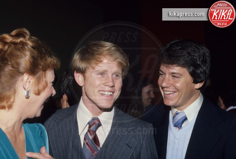 Marion Ross, Anson Williams, Ron Howard - 22-07-2013 - Happy Days compie 45 anni: gli attori ieri e oggi