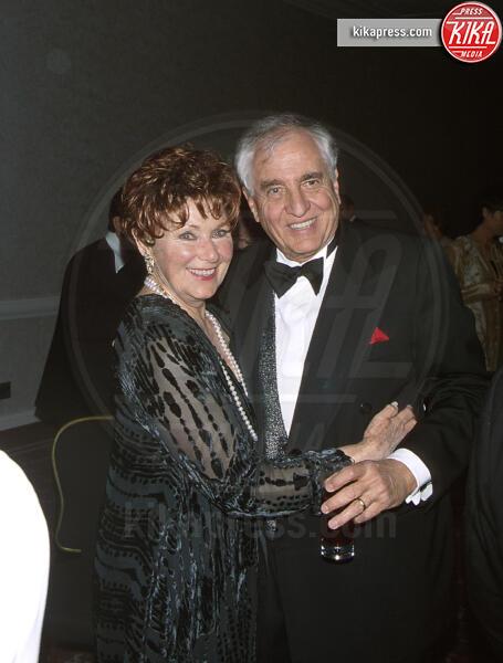 Marion Ross, Garry Marshall - Los Angeles - 31-05-2002 - Happy Days compie 45 anni: gli attori ieri e oggi