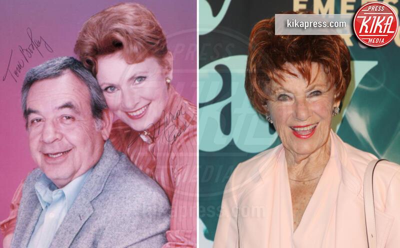 Tom Bosley, Marion Ross - 18-11-2019 - Happy Days compie 45 anni: gli attori ieri e oggi