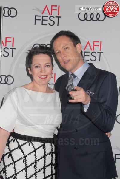 Olivia Colman, Tobias Menzies - Los Angeles - 16-11-2019 - Golden Globes 2020: alle nomination trionfo The Crown e Scorsese