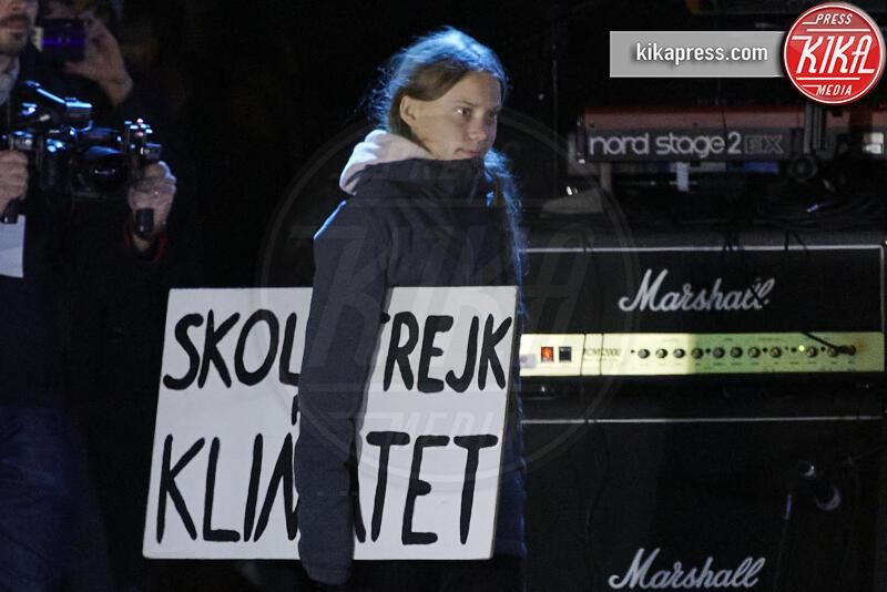 Greta Thunberg - Madrid - 06-12-2019 - Time: Greta Thunberg è la Persona dell'anno