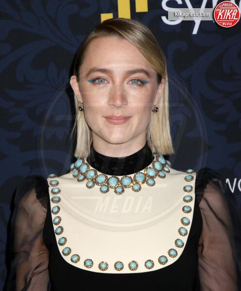 Saoirse Ronan - New York - 09-12-2019 - Greta Gerwig riporta al cinema le Piccole Donne
