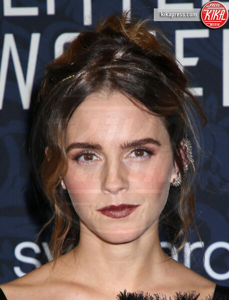 Emma Watson - New York - 09-12-2019 - Greta Gerwig riporta al cinema le Piccole Donne