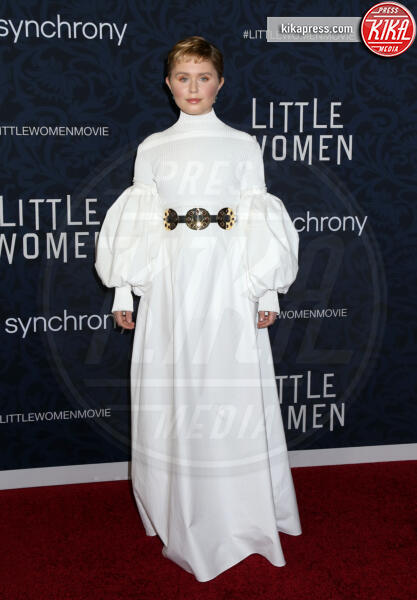 Eliza Scanlen - New York - 09-12-2019 - Greta Gerwig riporta al cinema le Piccole Donne