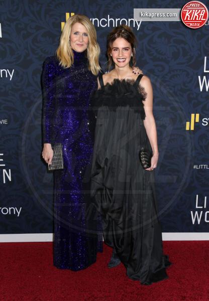 Emma Watson, Laura Dern - New York - 09-12-2019 - Greta Gerwig riporta al cinema le Piccole Donne