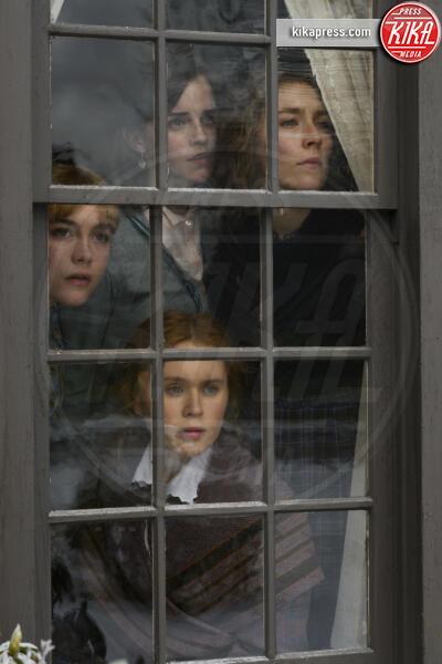 Eliza Scanlen, Florence Pugh, Saoirse Ronan, Emma Watson - Hollywood - 22-10-2018 - Greta Gerwig riporta al cinema le Piccole Donne