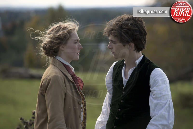 Timothée Chalamet, Saoirse Ronan - Hollywood - 22-10-2018 - Greta Gerwig riporta al cinema le Piccole Donne