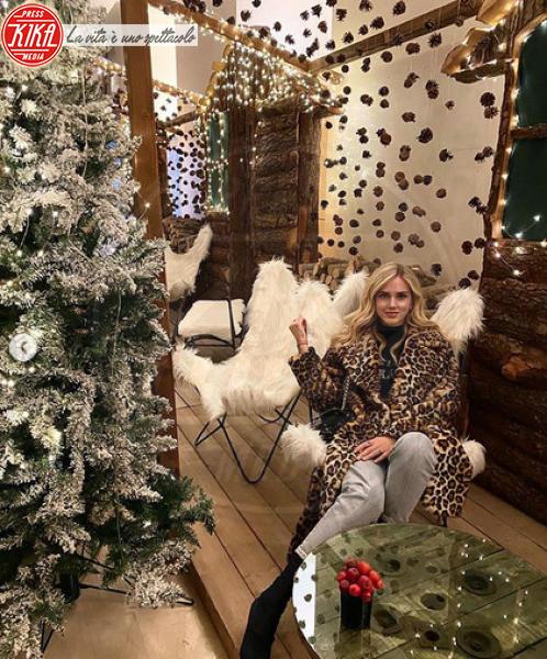 Chiara Ferragni - Hollywood - 09-12-2019 - Natale 2019, gli alberi delle star? Vic Beckham la più originale