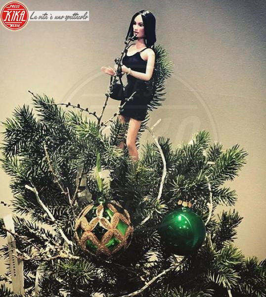 Victoria Beckham - Hollywood - 09-12-2019 - Natale 2019, gli alberi delle star? Vic Beckham la più originale