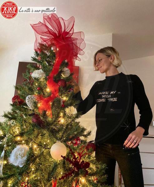 Federica Pellegrini - Hollywood - 09-12-2019 - Natale 2019, gli alberi delle star? Vic Beckham la più originale