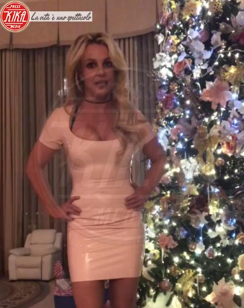 Britney Spears - Hollywood - 09-12-2019 - Natale 2019, gli alberi delle star? Vic Beckham la più originale