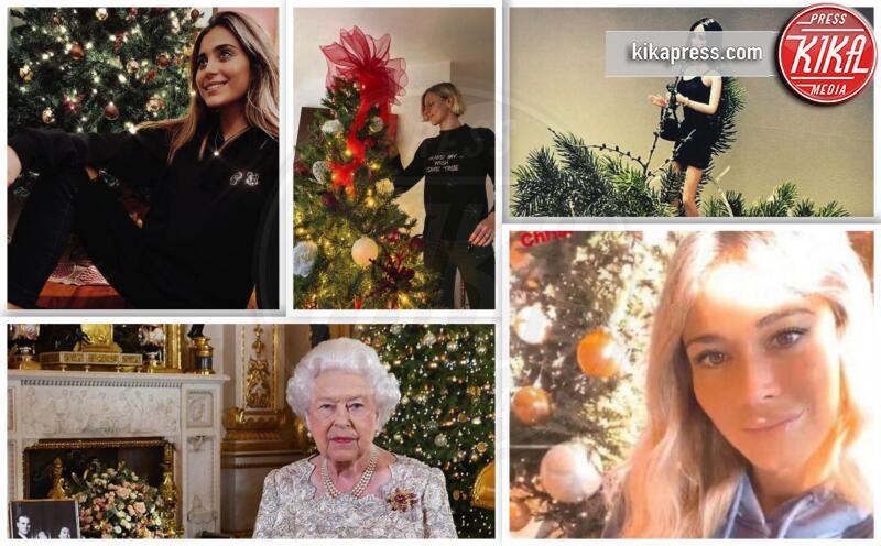 Natale 2019, gli alberi delle star? Vic Beckham la più originale