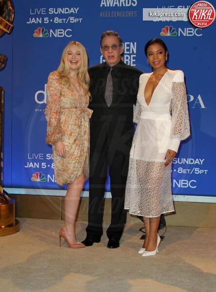 Susan Kelechi Watson, Tim Allen, Dakota Fanning - Los Angeles - 09-12-2019 - Golden Globes 2020: alle nomination trionfo The Crown e Scorsese