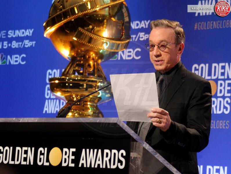 Tim Allen - Los Angeles - 09-12-2019 - Golden Globes 2020: alle nomination trionfo The Crown e Scorsese