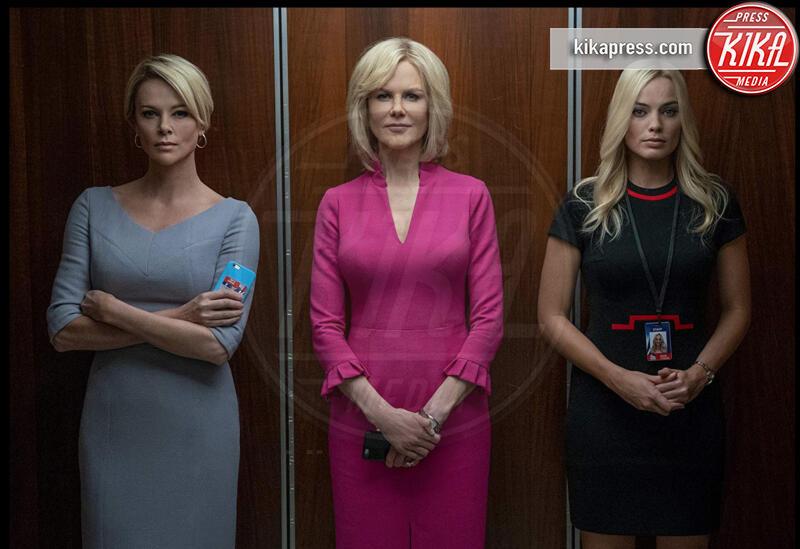 Margot Robbie, Charlize Theron, Nicole Kidman - 09-12-2019 - Golden Globes 2020: alle nomination trionfo The Crown e Scorsese