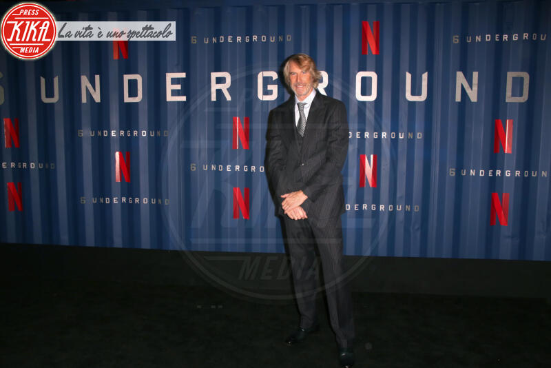 Michael Bay - New York - 10-12-2019 - 6 Underground, il rivoluzionario film d'azione di Michael Bay