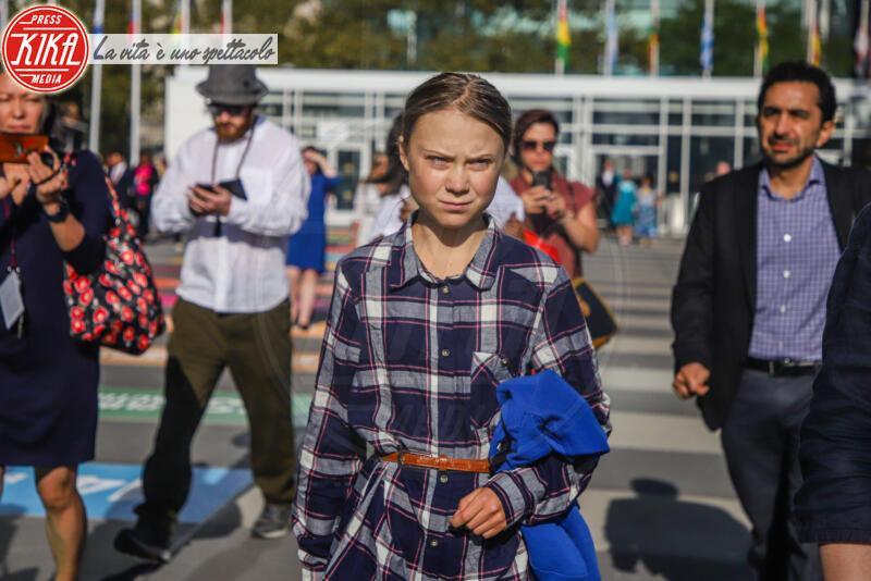 Greta Thunberg - New York - 21-09-2019 - Time: Greta Thunberg è la Persona dell'anno