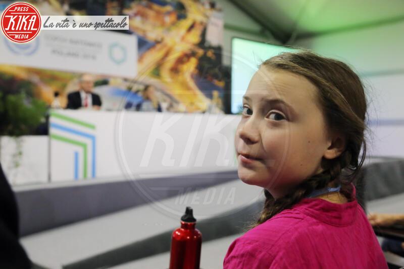 Greta Thunberg - Katowice - 03-12-2018 - Time: Greta Thunberg è la Persona dell'anno