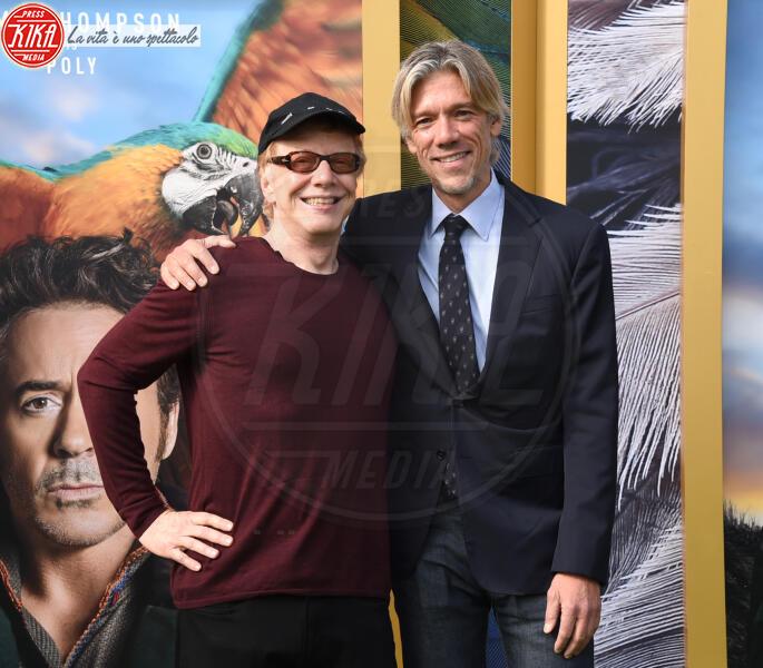 Stephen Gaghan, Danny Elfman - Westwood - 11-01-2020 - Dolittle, Selena Gomez regina alla premiere mondiale