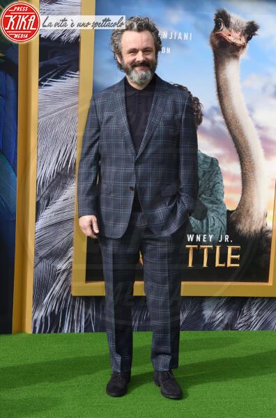 Michael Sheen - Westwood - 11-01-2020 - Dolittle, Selena Gomez regina alla premiere mondiale