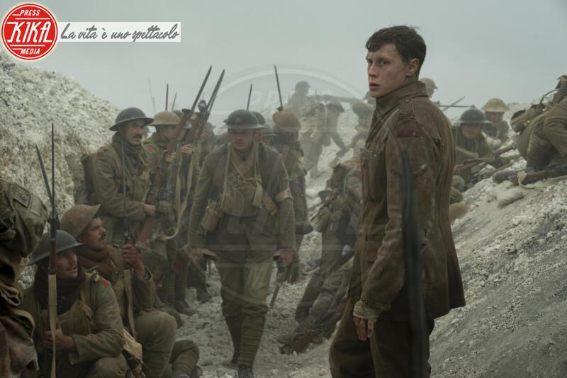 1917, George Mackay - Hollywood - 13-01-2020 - Oscar 2020, ecco tutte le nomination