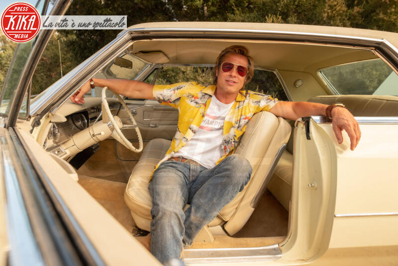 Once Upon a Time in Hollywood&#39, Brad Pitt - Hollywood - 13-01-2020 - Oscar 2020, ecco tutte le nomination