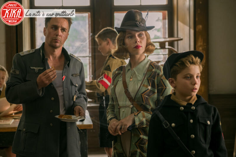 Jojo Rabbit, Sam Rockwell, Scarlett Johansson - Hollywood - 13-01-2020 - Oscar 2020, ecco tutte le nomination