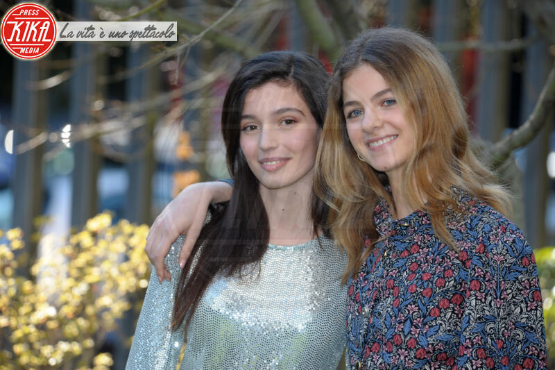 Gaia Girace, Margherita Mazzucco - Roma - 21-01-2020 - L'Amica Geniale, al via su RaiUno la seconda stagione
