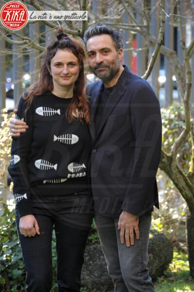 Saverio Costanzo, Alice Rohrwacher - Roma - 21-01-2020 - L'Amica Geniale, al via su RaiUno la seconda stagione