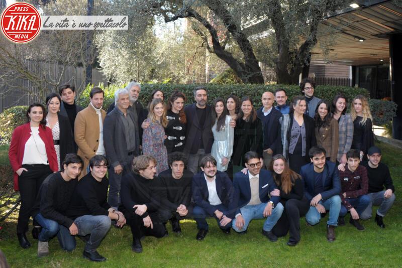 Il Cast - Roma - 21-01-2020 - L'Amica Geniale, al via su RaiUno la seconda stagione