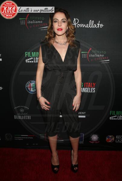 Claudia Gerini - Los Angeles - 22-01-2020 - Claudia Gerini madrina del 5o Filming Italy - Los Angeles