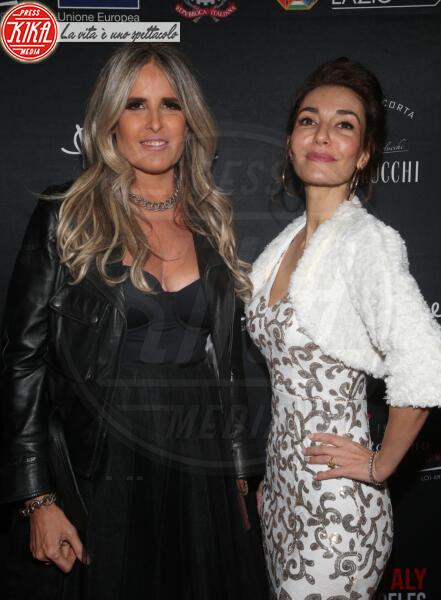 Cristina Serafini, Tiziana Rocca - Los Angeles - 22-01-2020 - Claudia Gerini madrina del 5o Filming Italy - Los Angeles
