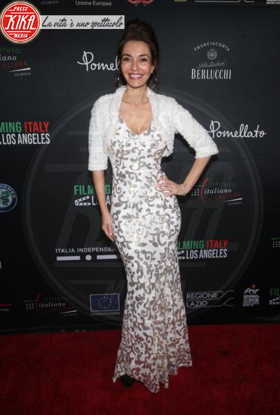Cristina Serafini - Los Angeles - 22-01-2020 - Claudia Gerini madrina del 5o Filming Italy - Los Angeles