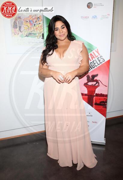 Jessica Marie Garcia - Los Angeles - 22-01-2020 - Claudia Gerini madrina del 5o Filming Italy - Los Angeles
