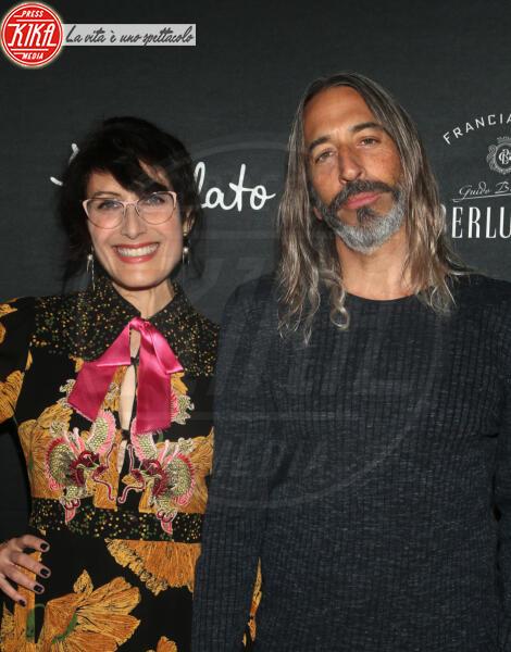 Robert Russell, Lisa Edelstein - Los Angeles - 22-01-2020 - Claudia Gerini madrina del 5o Filming Italy - Los Angeles